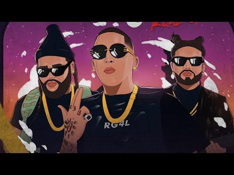 Arabe Remix (RG4L) - Ñengo Flow X Kiubbah Malon X Many Malon