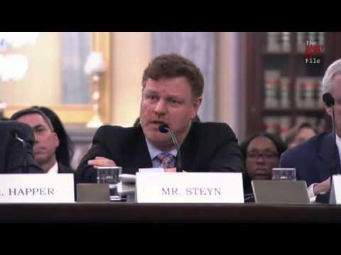 Mark Steyn rebukes democrats in climate hearing: