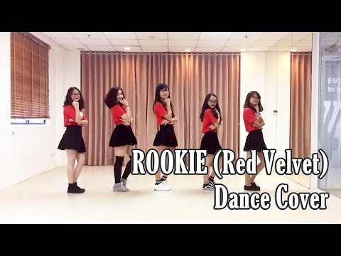 ROOKIE (Red Velvet 레드벨벳) - Dance Cover by BUV Dance Club