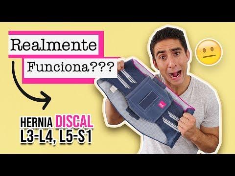 Hernia Discal Lumbar- Recuperación Operación Hernia Discal Lumbar ¿FAJA MILAGROSA?  [L3-L4, L5-S1]