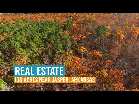 Real Estate | 108 Acres near Jasper, Arkansas