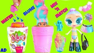 Blume Day Unboxing Blume Dolls Add Water and Watch Them Grow!