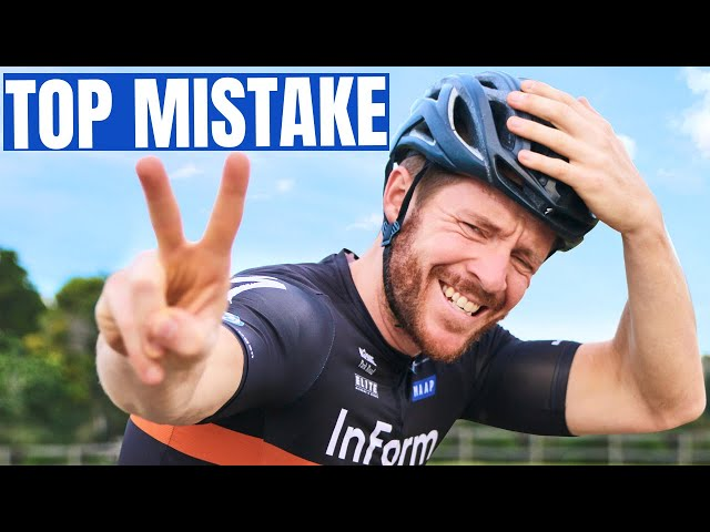 The Number Two Mistake Cyclists Make with Training