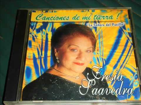 Fresia Saavedra A Orilla Del Zamora