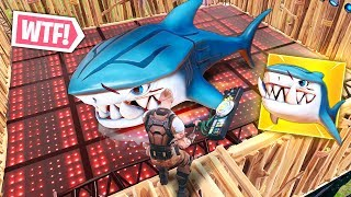 *NEW* OBJECT FOUND!! (Shark) | Fortnite Funny and Best Moments Ep.286 (Fortnite Battle Royale)