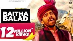 Baitha Balad Kade laat maar kai Thaya na karte || Masoom Sharma || Ranjha music new song 2018