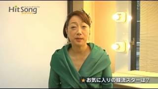 一緒の活動も多い、あべ静江さんのこと、最近特にハマっているというマ...