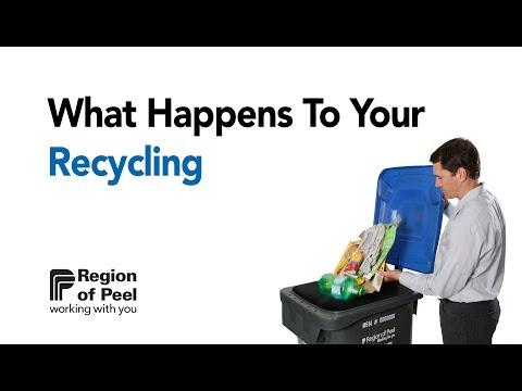 Recycling Region Of Peel