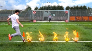 RAPID FIRE FOOTBALL CHALLENGES