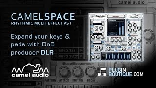 CamelSpace Rhythmic Multi Effect VST - Expand Your Keys & Pads - With Producer DLR