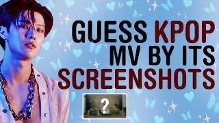 KPOP GAMES | GUESS KPOP MV BY SCREENSHOTS PT.3