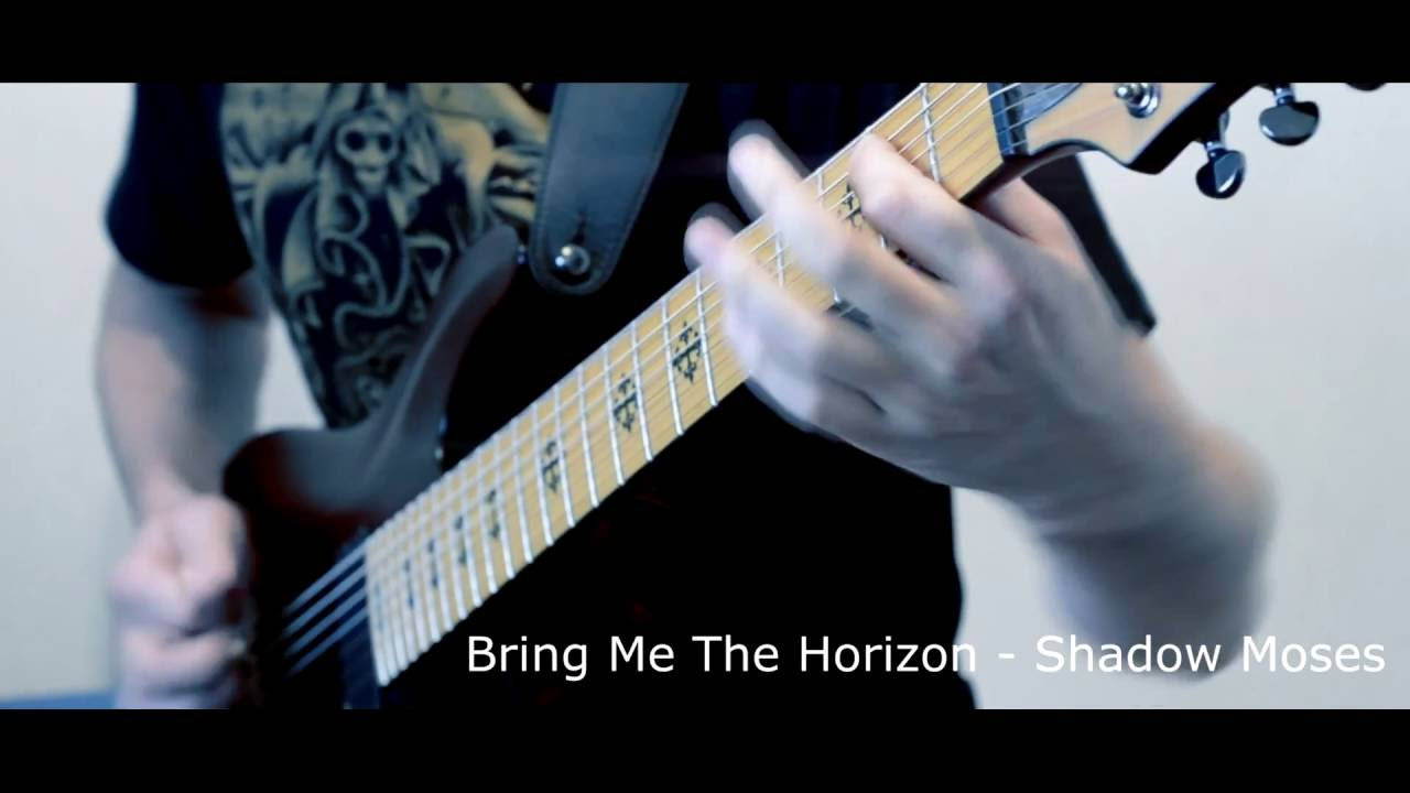 Bring Me The Horizon - Shadow Moses  Multitrack and tab  Download!