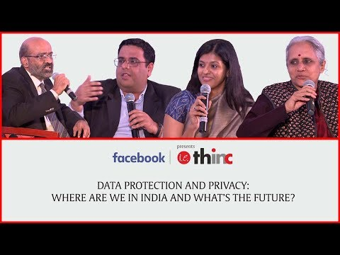 Ie Thinc Uncut: Data Protection & Privacy: Where Are We In & What'sThe Future?