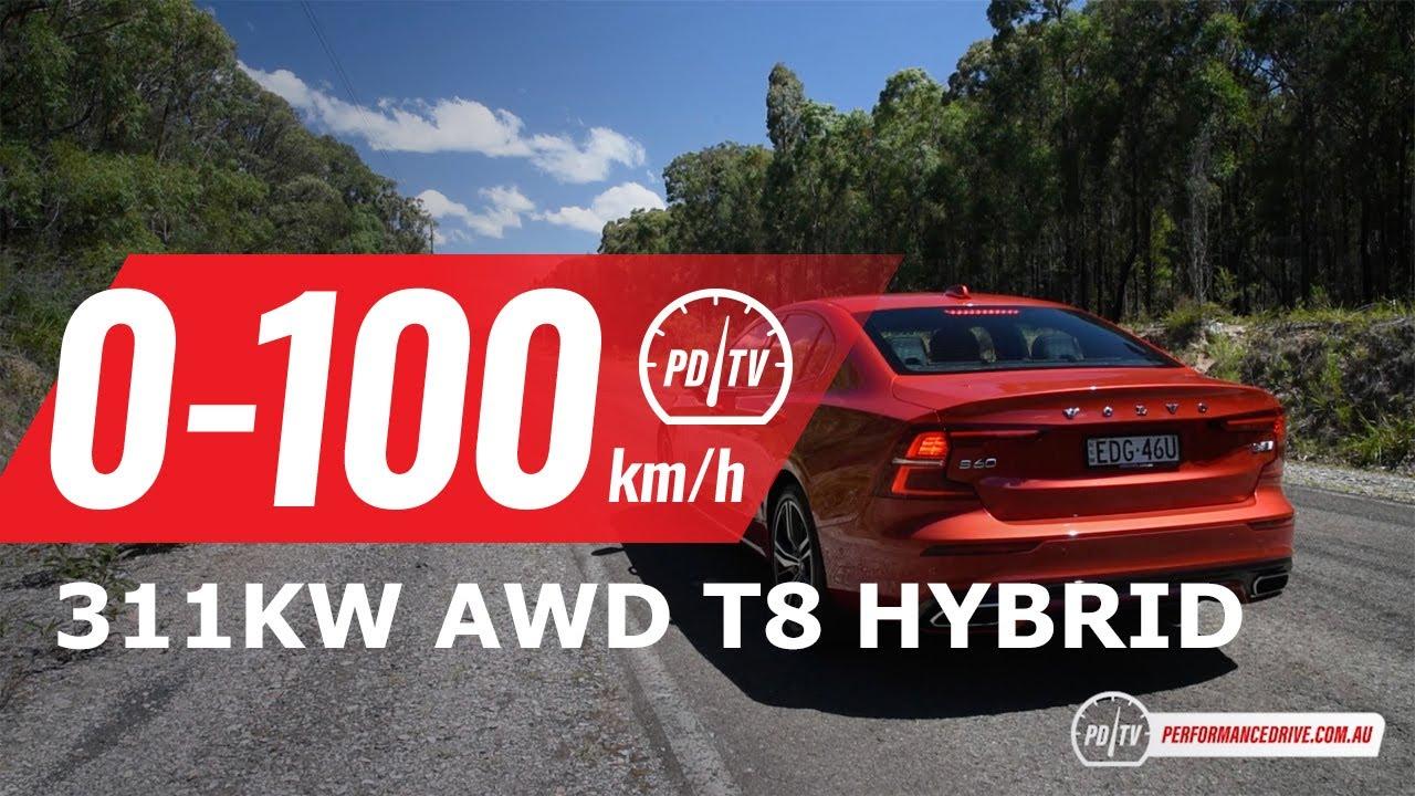 2020 Volvo S60 T8 Hybrid 0 100km H Engine Sound Youtube
