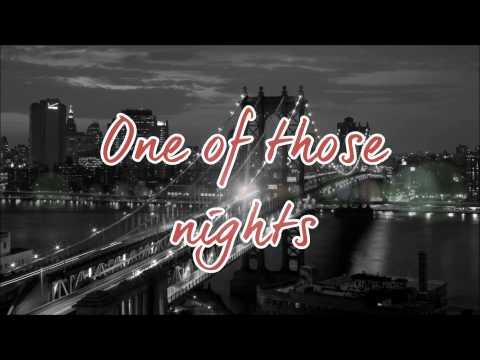 One of Those Nights - Shawn Mendes ♫ lyrics