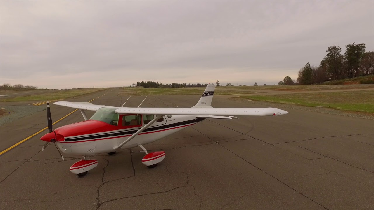 1979 Cessna TU206G Stationair $220,000 - (Here at Placerville