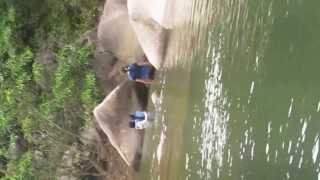 Dã ngoại tại Hầm Hô -Phú Phong