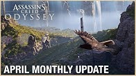 Assassin's Creed Odyssey: April Monthly Update | Ubisoft [NA]