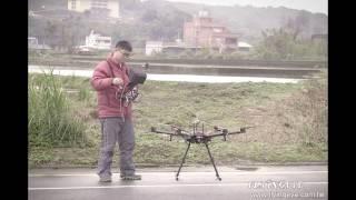 [flyingeye]2017年 DJI M600 PRO 首航