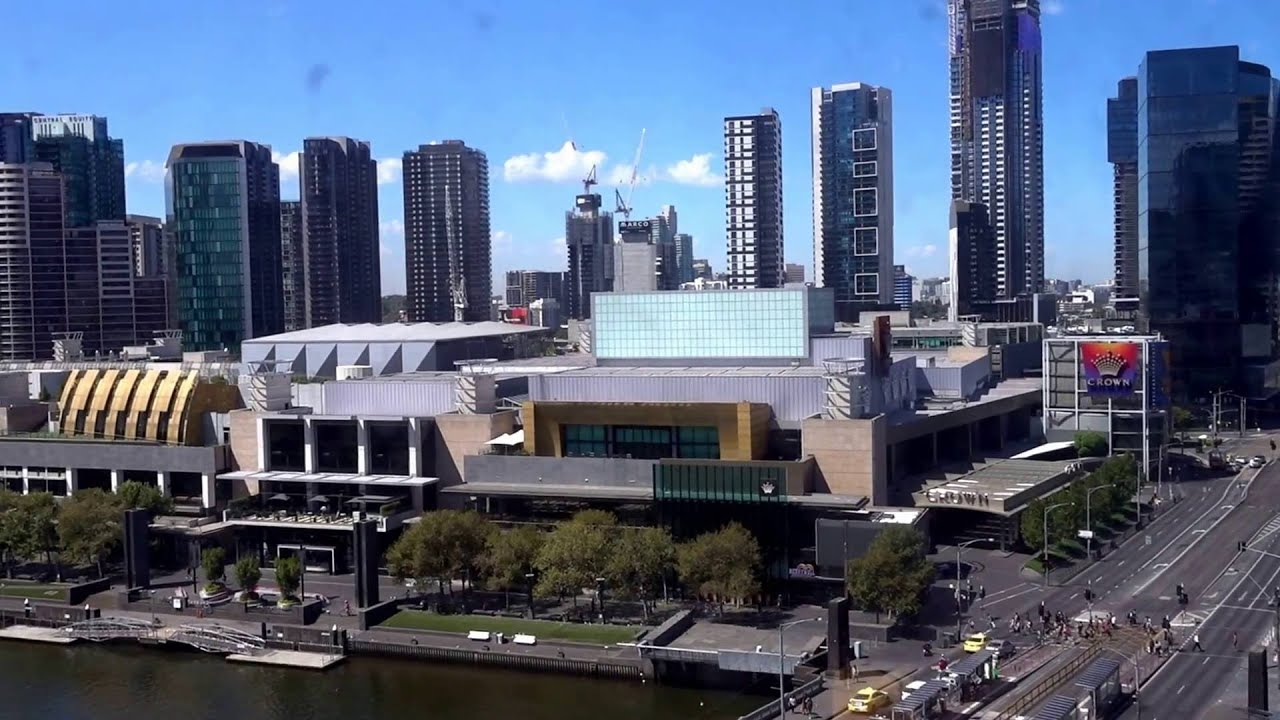 Crowne Plaza Melbourne River View Room