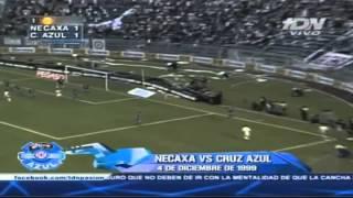 Necaxa vs Cruz Azul Inv99 cuartos final 04Dic1999 Estadio Azteca