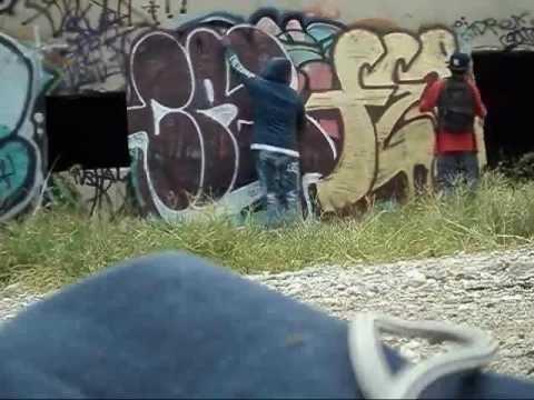 Graffiti Potosino ( CAP, FER )