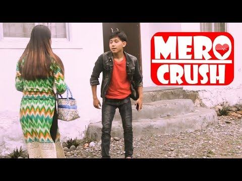 Mero Crush |Modern Love|Nepali Comedy Short Film|SNS Entertainment