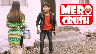 Mero Crush |Modern Love|Nepali Comedy Short Film|SNS Entertainment