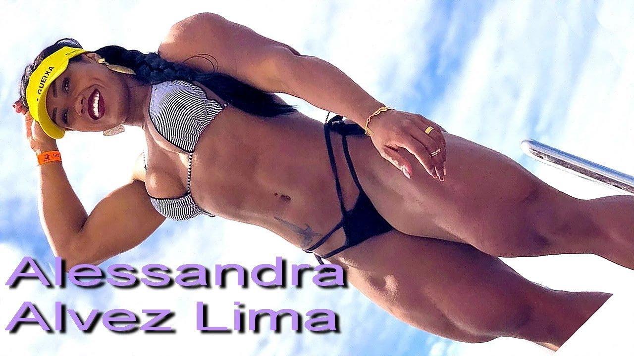 Download Alessandra Alvez Lima so huge 💪 so hot 👄 23 yo 😰 no way!!!