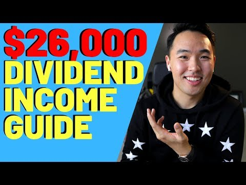 Invest For Monthly Dividend Income 2019