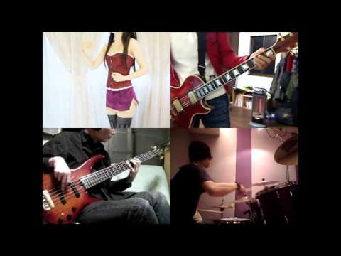 [HD]GS Mikami OP [GHOST SWEEPER] Band cover