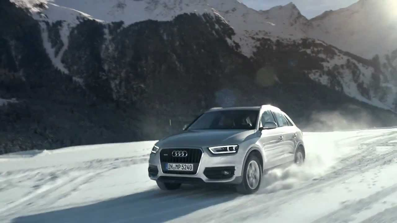 Audi Quattro Germany Home Of Quattro Commercial Carjam TV HD - Audi car commercial