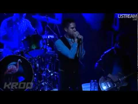 Brandon Flowers Live Almost Acoustic Christmas 12-12-2010