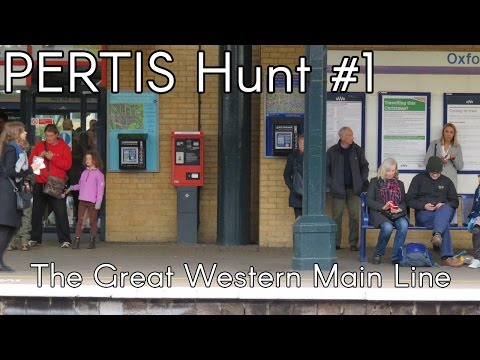 PERTIS Hunt Episode 1 - The Great Western Main Line