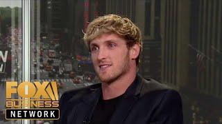 Logan Paul talks YouTube, pink eye on Fox Business | Full interview