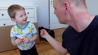 Vlogg 215 - Vardag I En Stor Familj