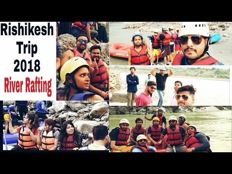MEERUT TO RISHIKESH (TRAVEL VLOG) RIVER RAFTING / JUMPING / TRACKING ALL DETAILS