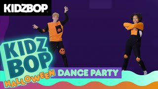 KIDZ BOP Halloween Dance Party! Featuring: Monster Mash, Ghostbusters, and Spooky Scary Skeletons
