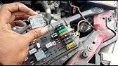 Fuse Box Location And Diagrams Chevrolet Venture 1997 2005 Youtube