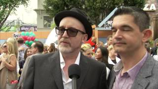 Angry Birds: Fergal Reilly & Clay Kaytis Red Carpet Movie Interview