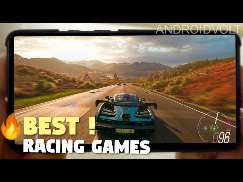 TOP 10 Best Racing Games For Android IOS 2020 | High Graphics