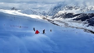 At 1816 metres above sea level, livigno, italy, is a relatively new resort in natural valley surrounded by untouched forests and stunning snow-capped mount...