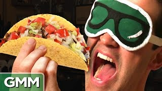 Download Blind Taco Taste Test Mp3 and Videos
