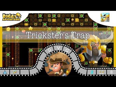 [~Odin~] #8 Trickster's Trap - Diggy's Adventure