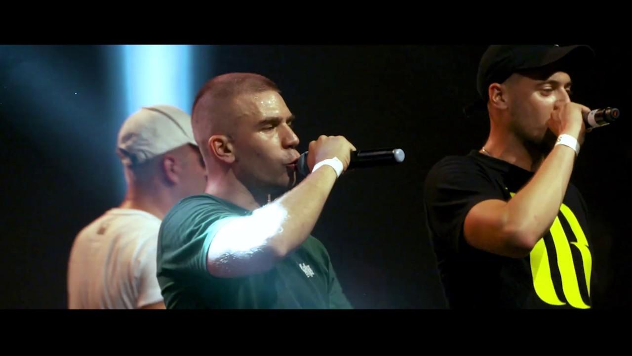 """Download Hinol PW feat. MR - """"Potrzebujemy zmian"""" Live   X - lecie SSG. 2018"""