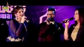 "Akriti Kakkar sings Saturday Saturday in ""A Cappella"" style at #MMAwards Red Carpet"