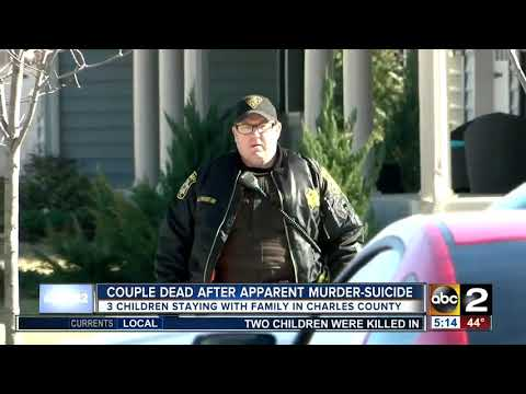 Man shoots and kills wife before killing himself - YouTube