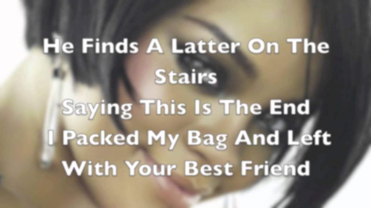 Rihanna - Good Girl Gone Bad Instrumental Lyrics