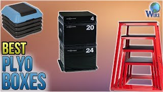 10 Best Plyo Boxes 2018