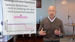 Bei Depression: Therapie oder Medikamente? TEIL 1